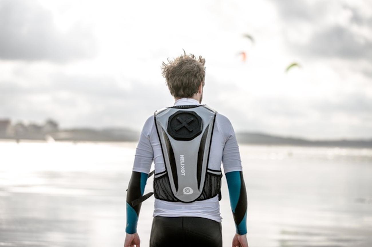 Helixot XO 6.2 Waterproof Backpack