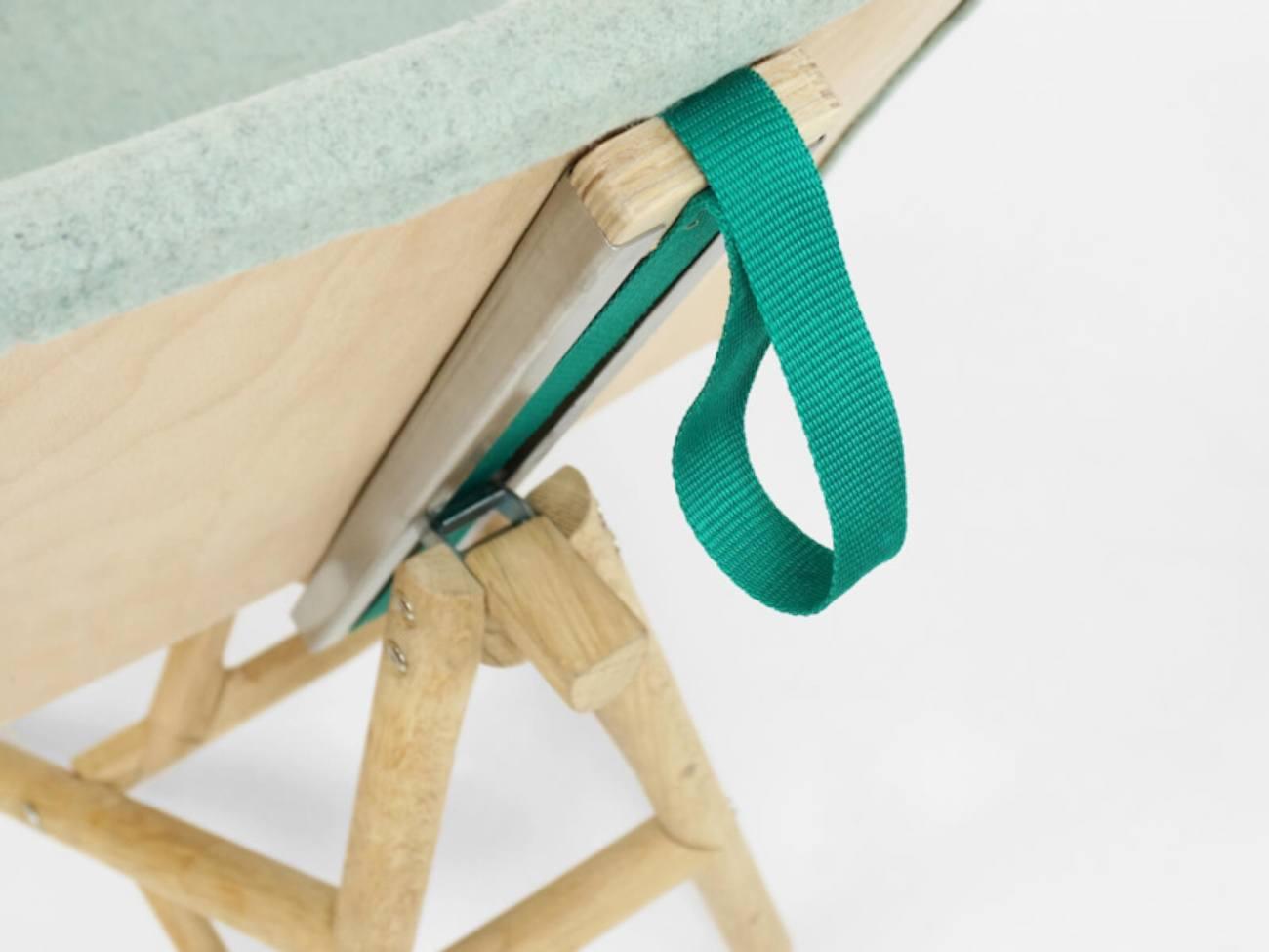 Hybrid Chair by Studio Lorier