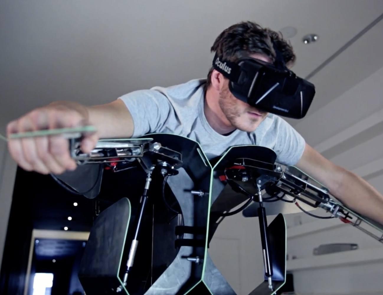 HYPERSUIT VR Simulator