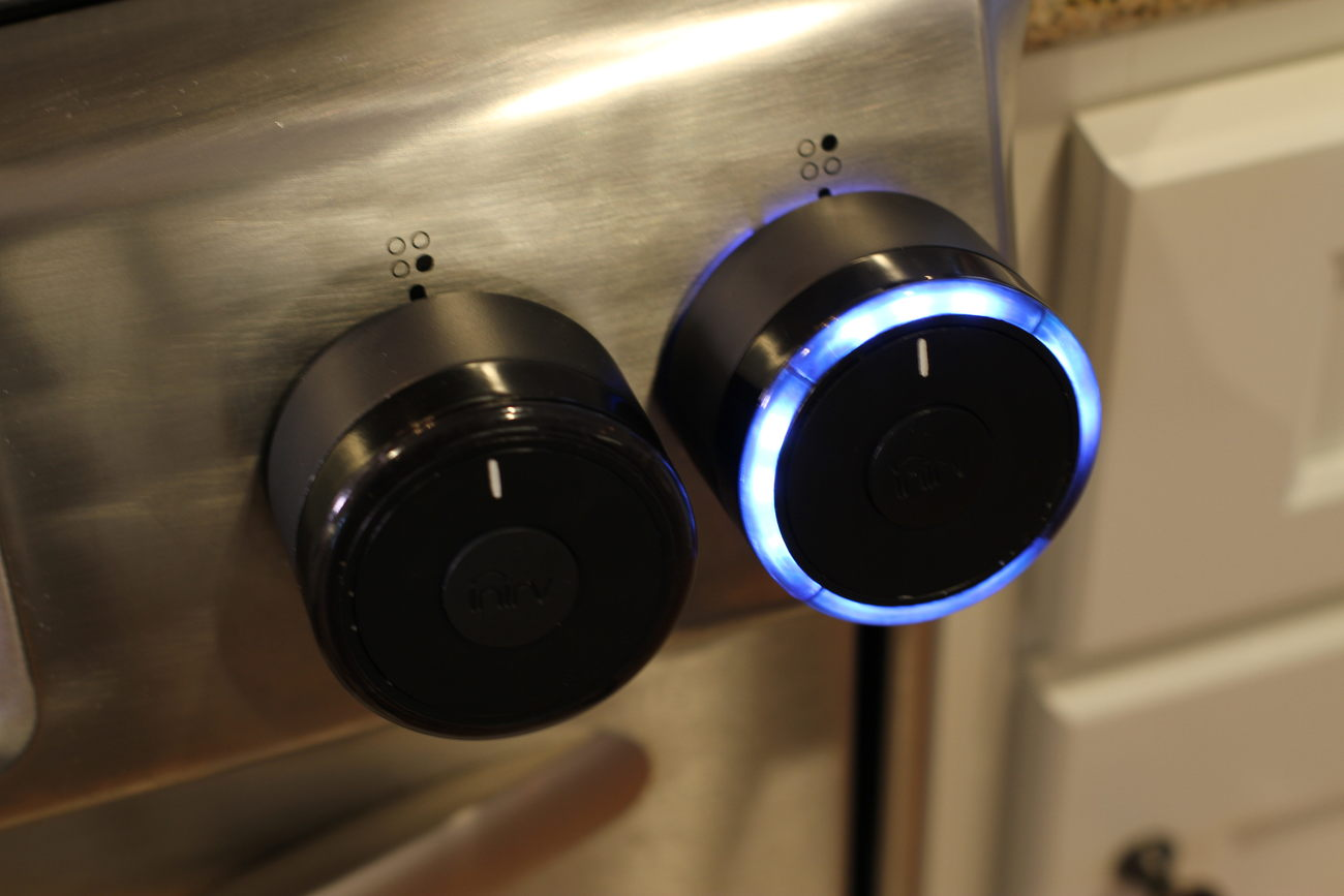 Inirv React Smart Stove Sensor