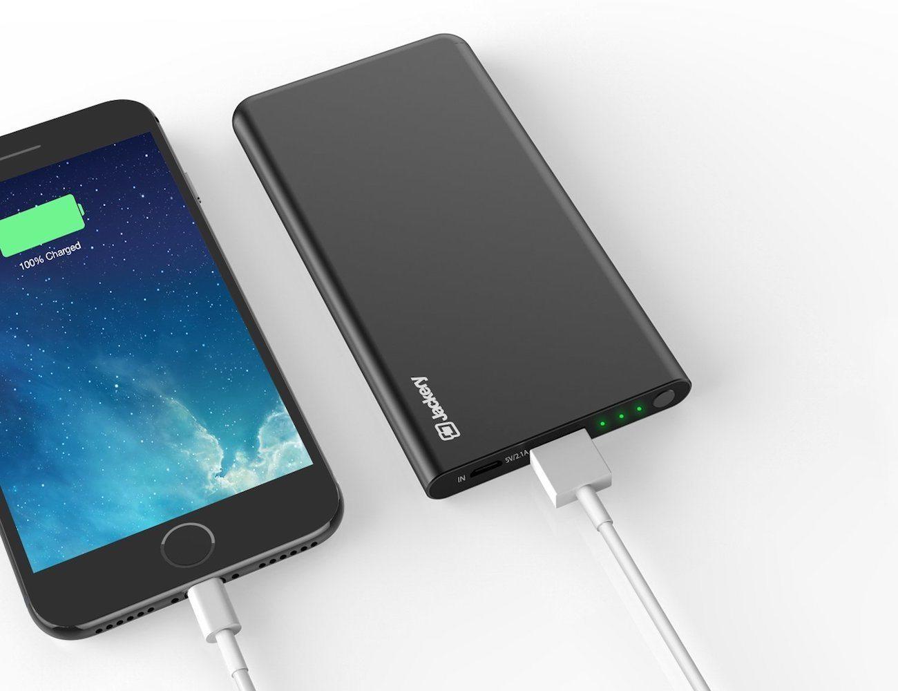 Jackery Pop Slim Portable Battery