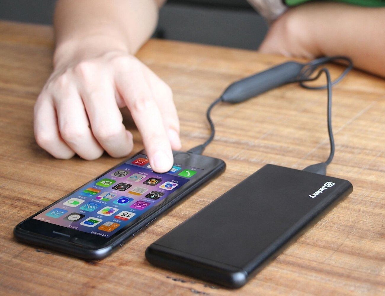Jackery Pop Slim Portable Battery
