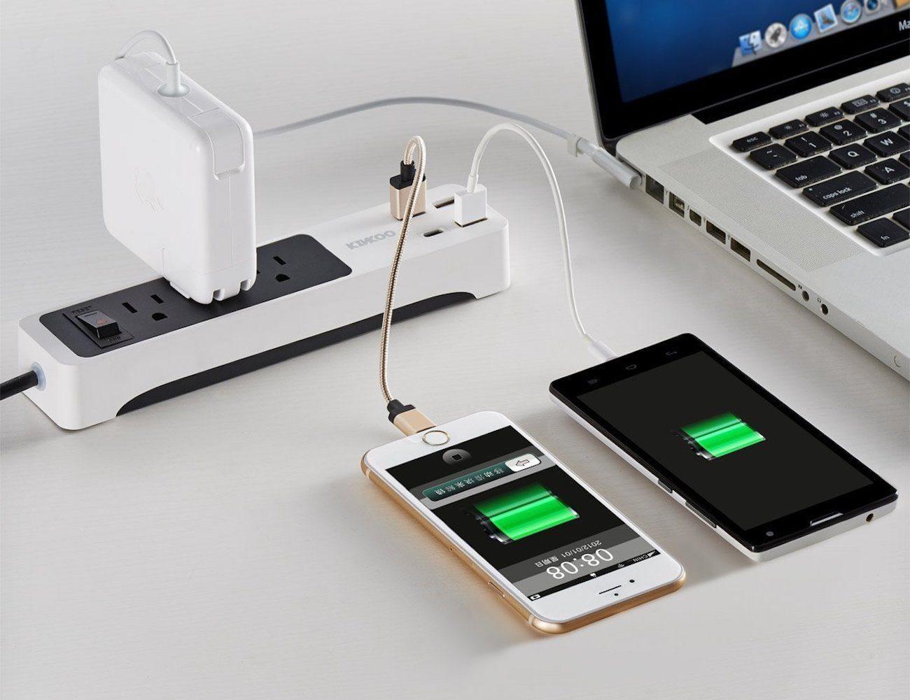 Kinkoo USB Power Strip