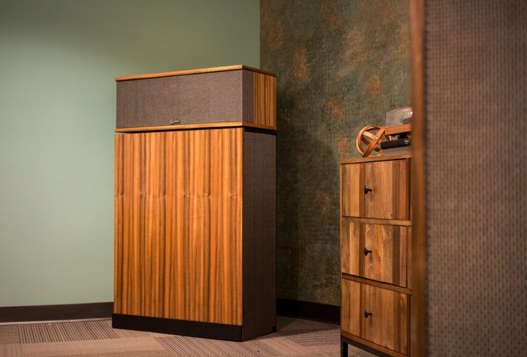 Klipschorn+70th+Anniversary+Limited+Edition+Speakers
