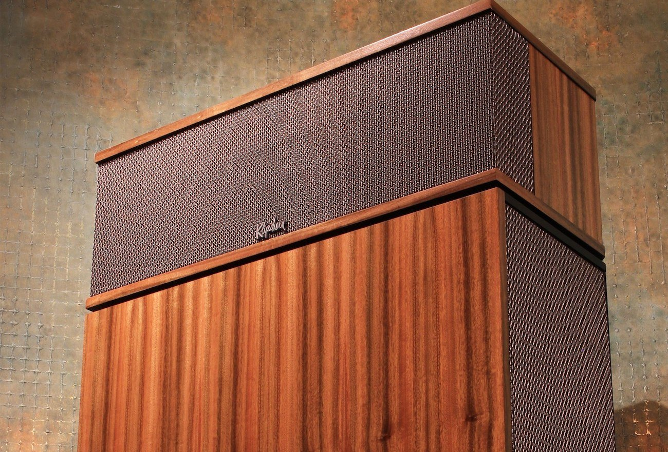 Klipschorn 70th Anniversary Limited Edition Speakers