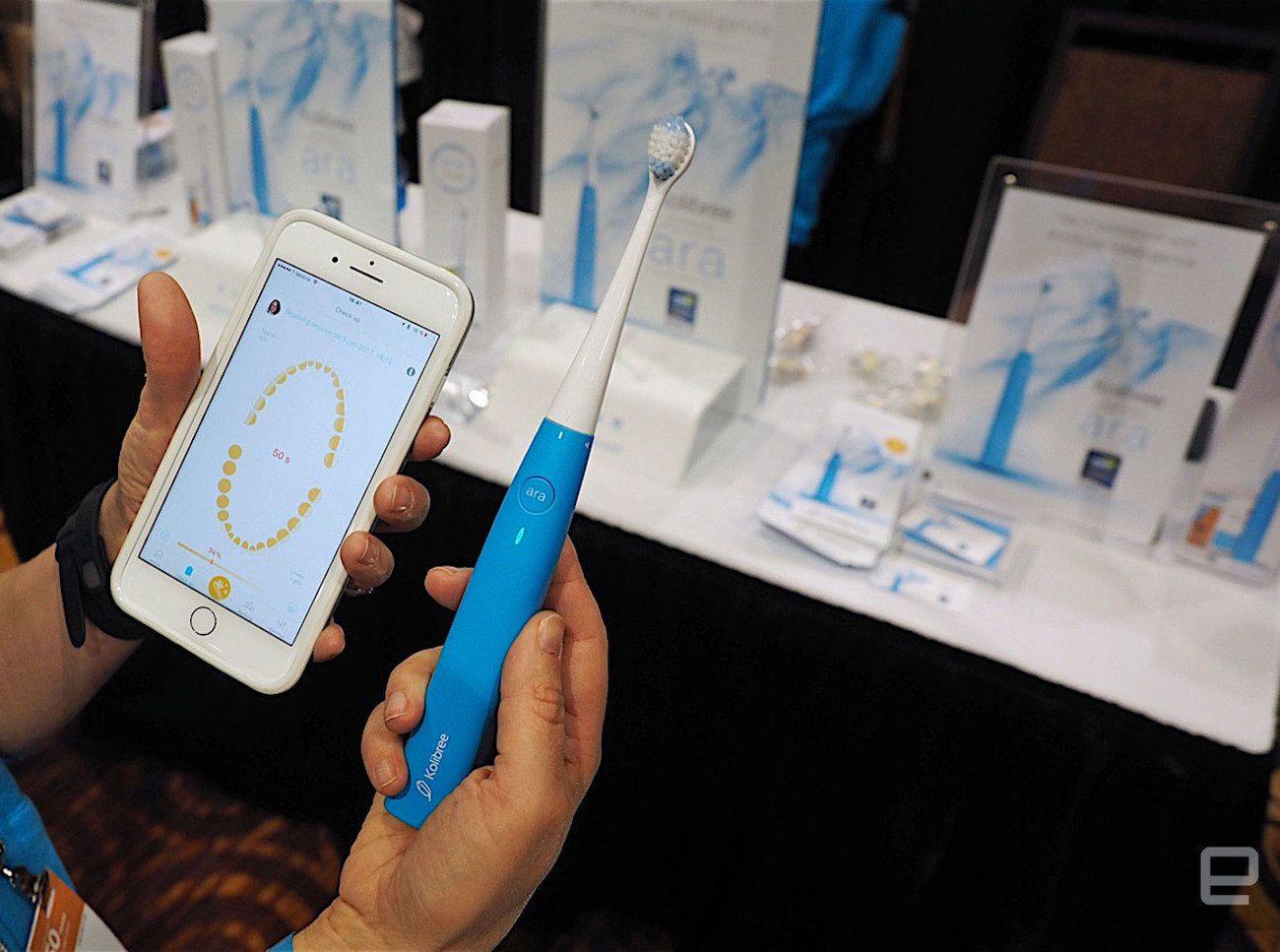 Kolibree Interactive Toothbrush