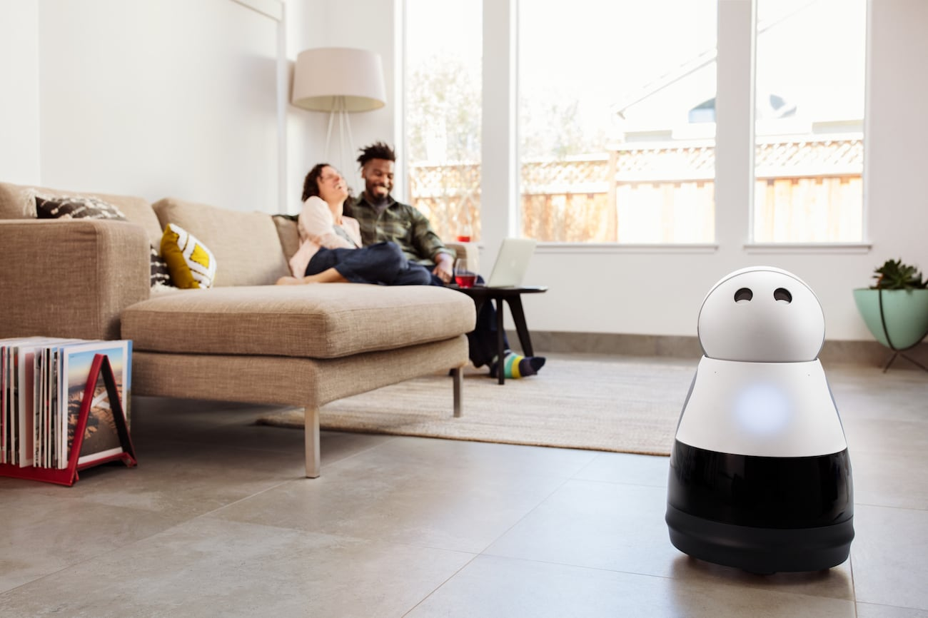 Kuri Adorable Home Robot