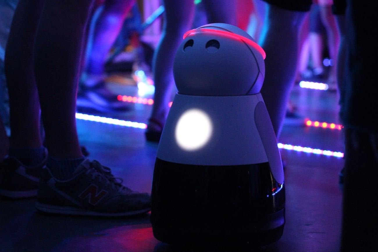 Kuri Adorable Home Robot