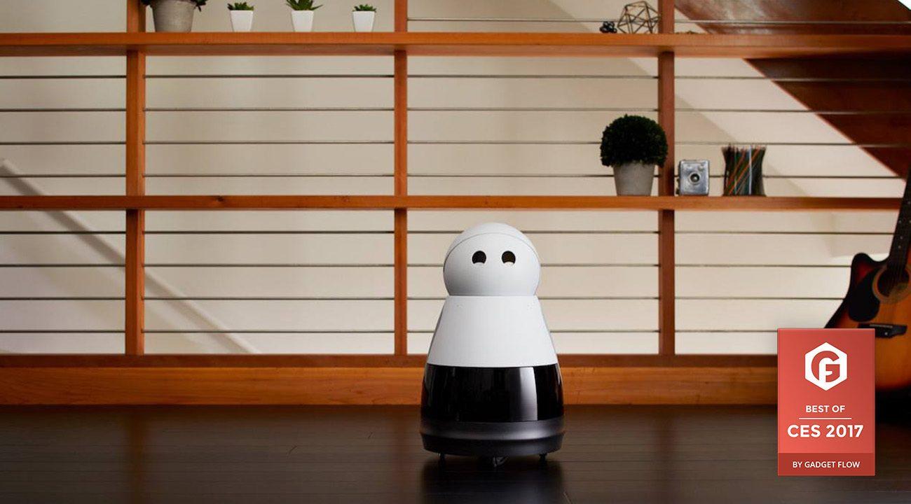 Kuri Robot CES 2017 Award