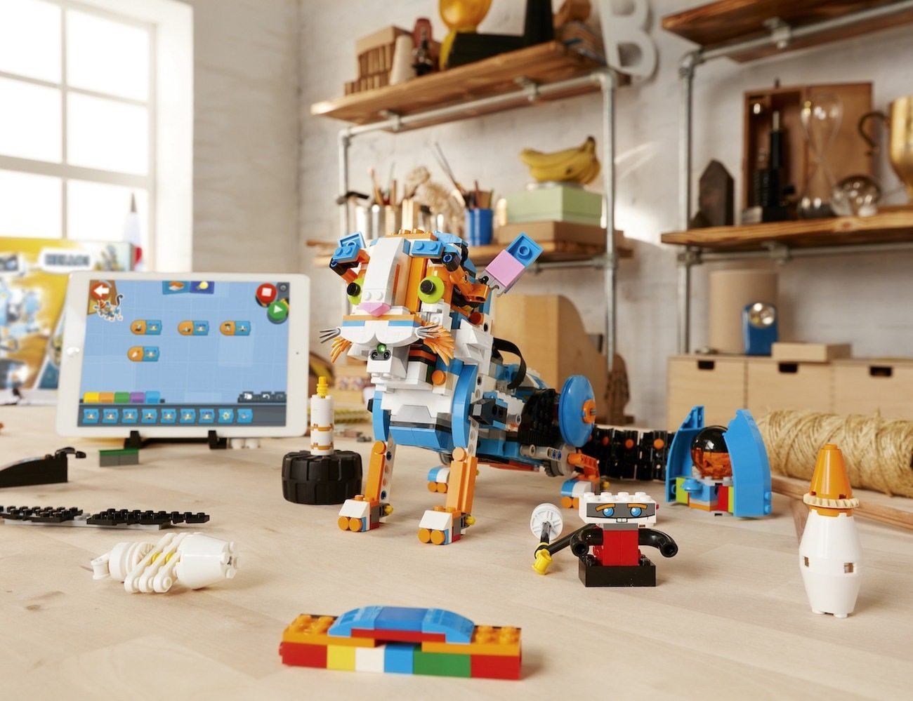 LEGO Boost Robot Building Kit