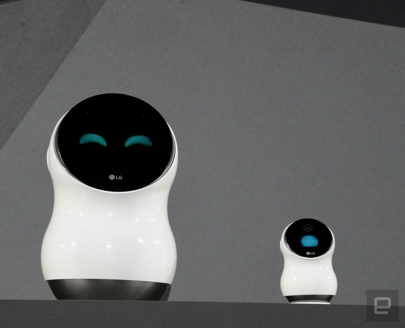 LG Hub Smart Home Robot