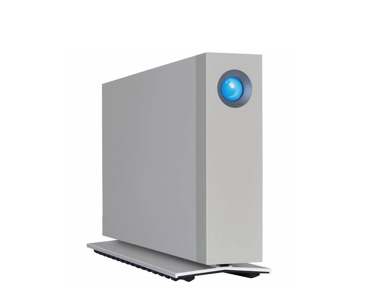 LaCie d2 Thunderbolt 3 Desktop Hard Drive