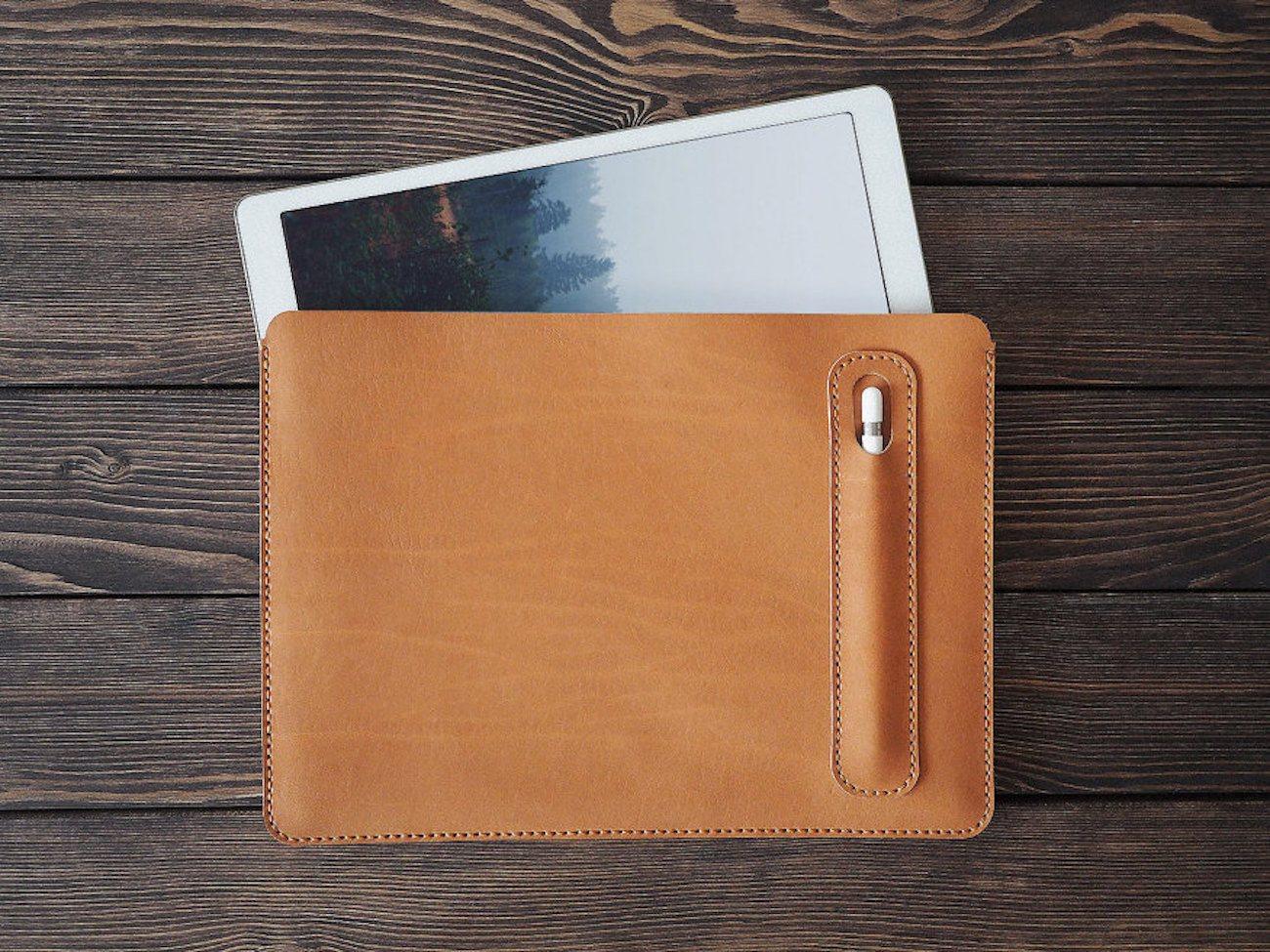Leather iPad Pro Case