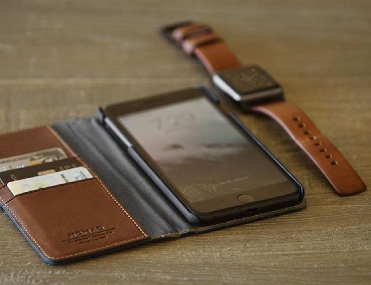 Iphone  Plus Case With Notepad