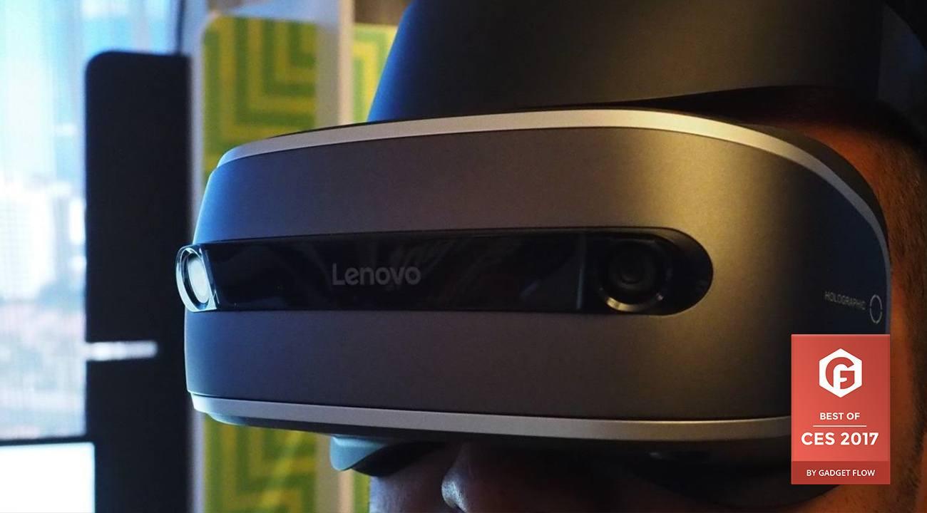 Lenovo VR CES 2017 Award
