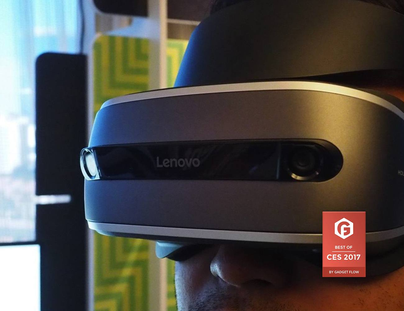 Lenovo Windows Holographic VR Headset