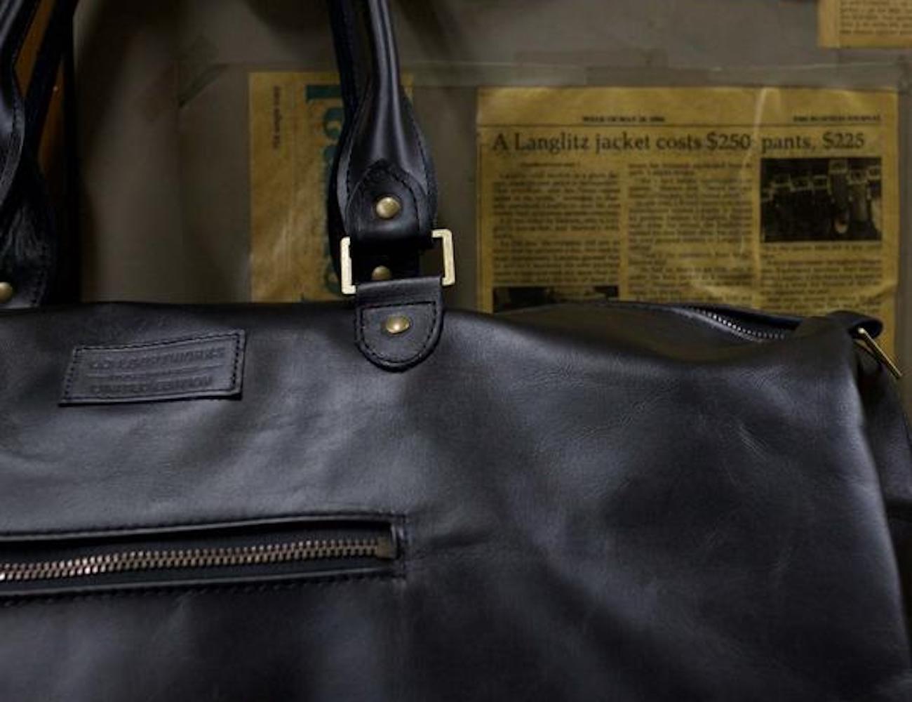Loopt Classics Sustainable Duffle Bag