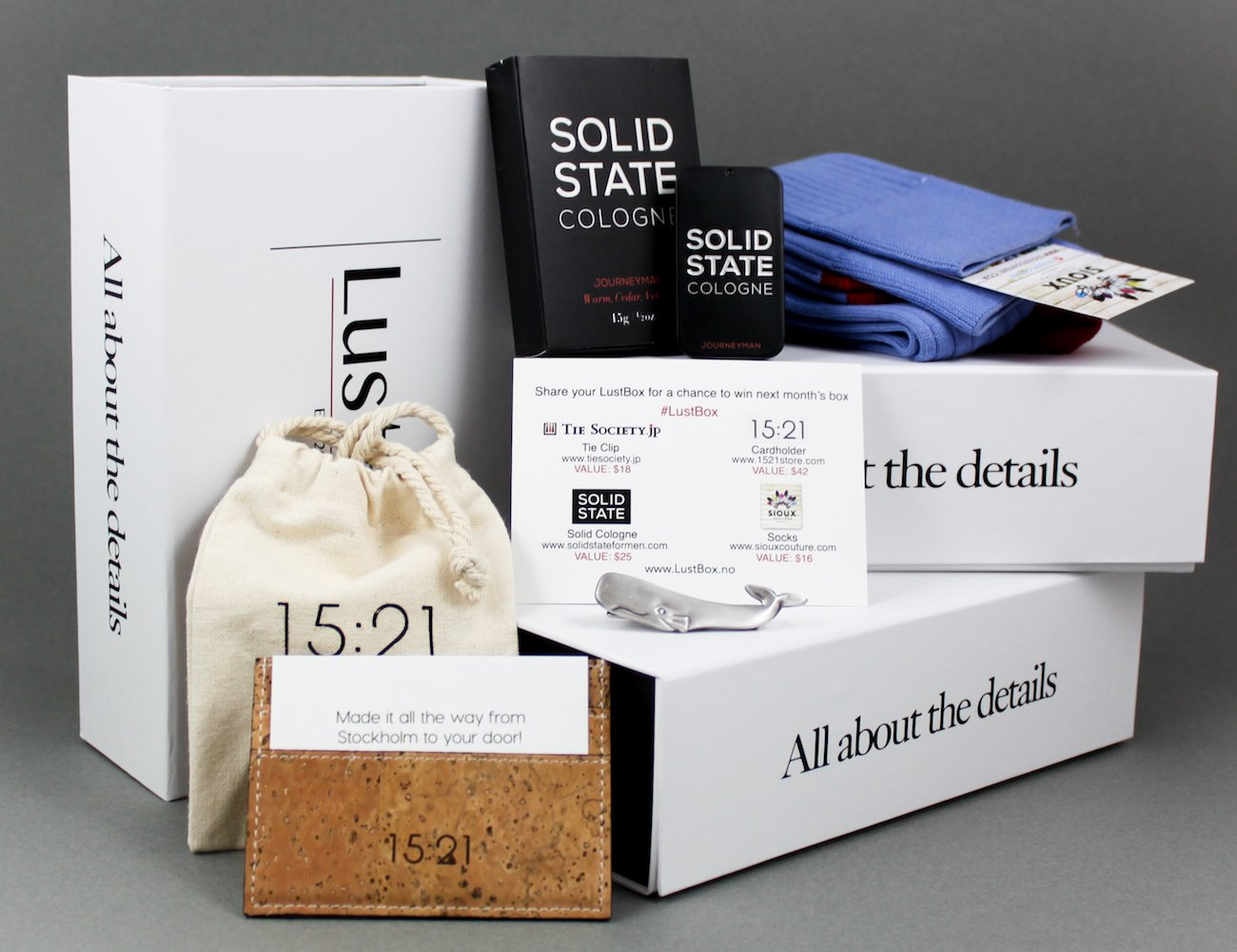 LustBox Luxurious Monthly Subscription Box