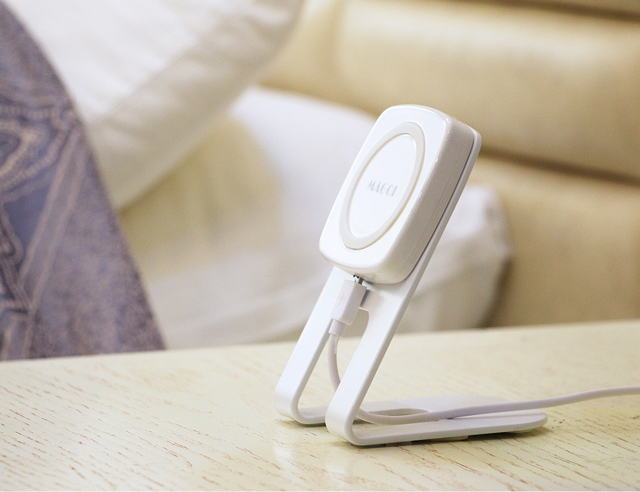 MAGQI Magnetic Qi Charger