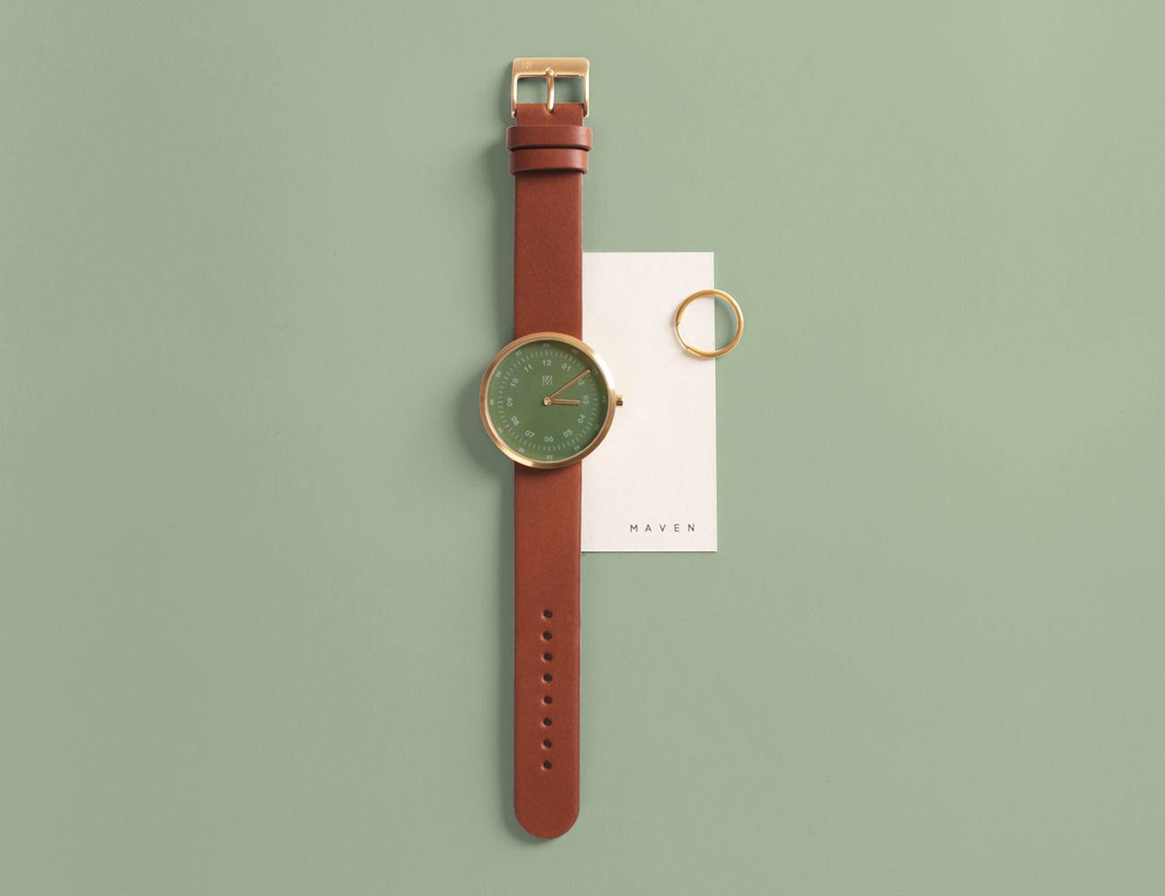 Maven Urban Nature Watches