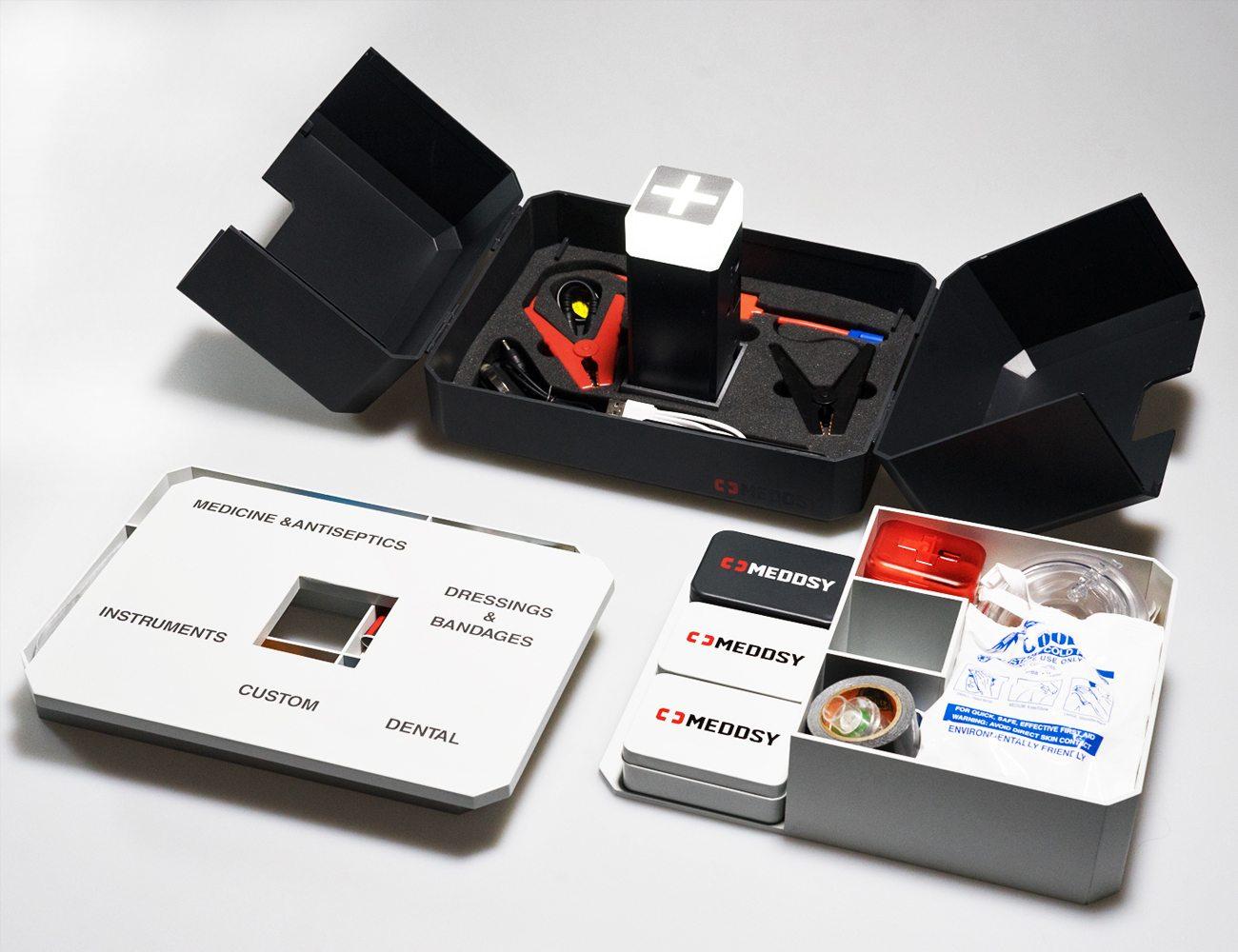 Meddsy Smart Emergency Kit