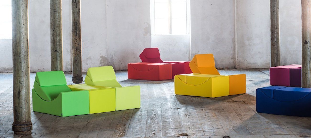 Moon Multifunctional Furniture by Lina