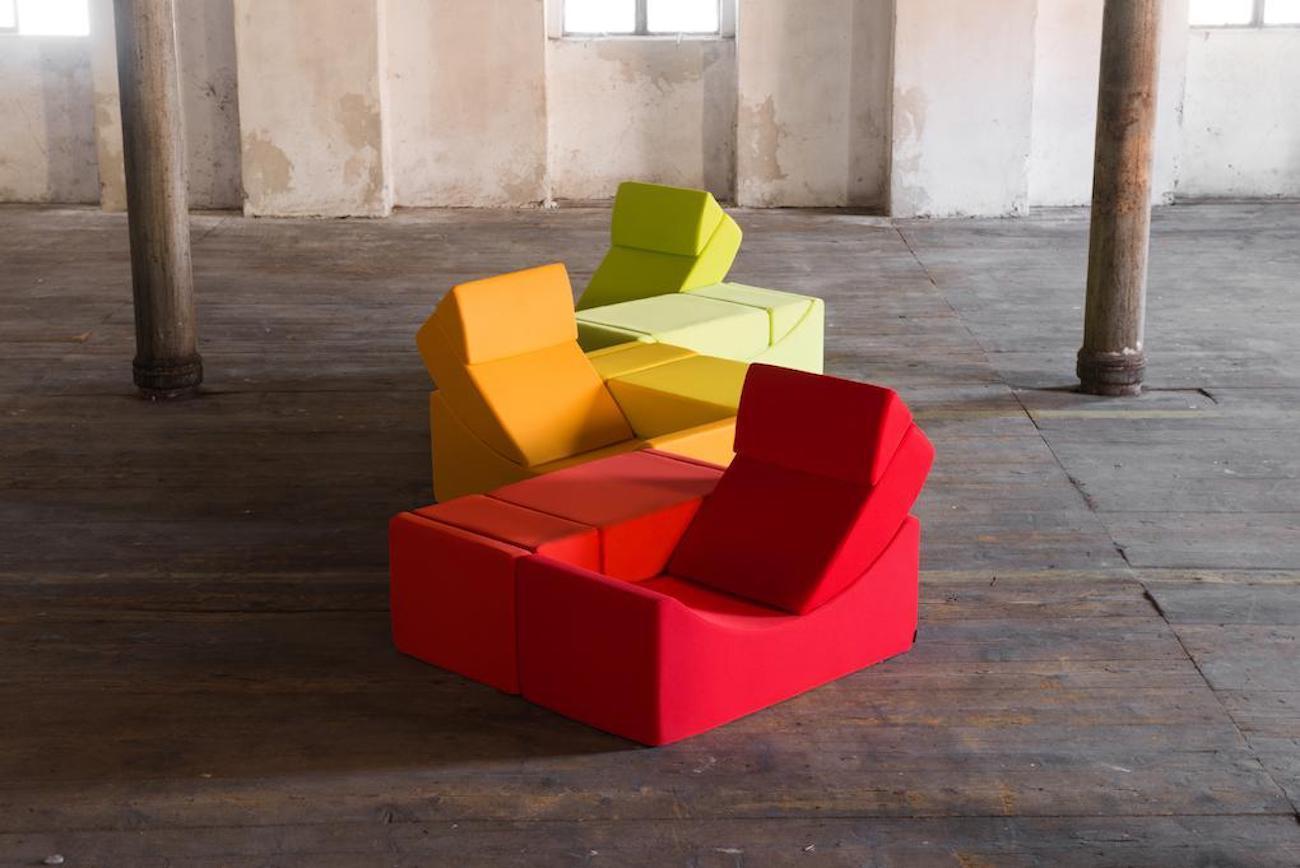 multifunctional furniture. Moon Multifunctional Furniture By Lina