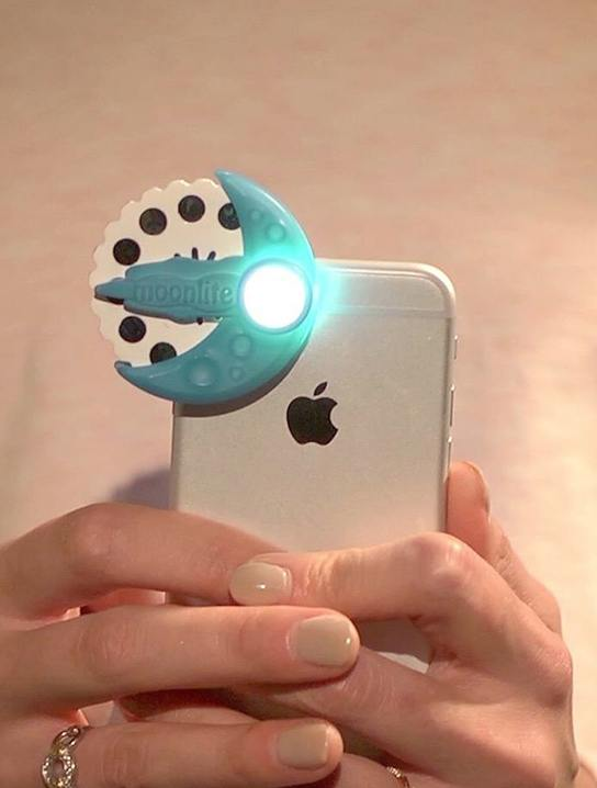 Moonlite Bedtime Story Projector For Your Mobile Phone