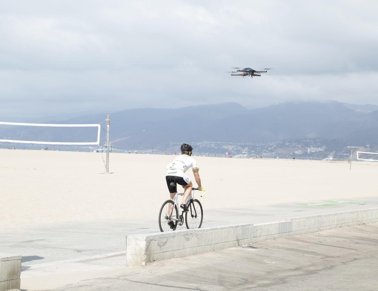 MyDrone Auto-Follow Drone