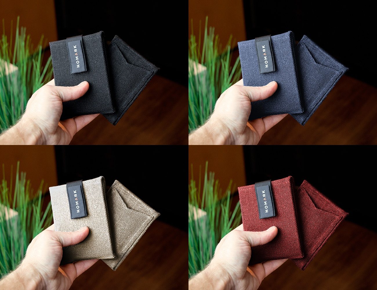 Mark I Signature Eco-Friendly Wallet
