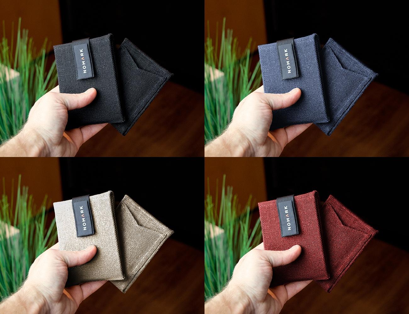Mark I Signature Eco-Friendly Wallet