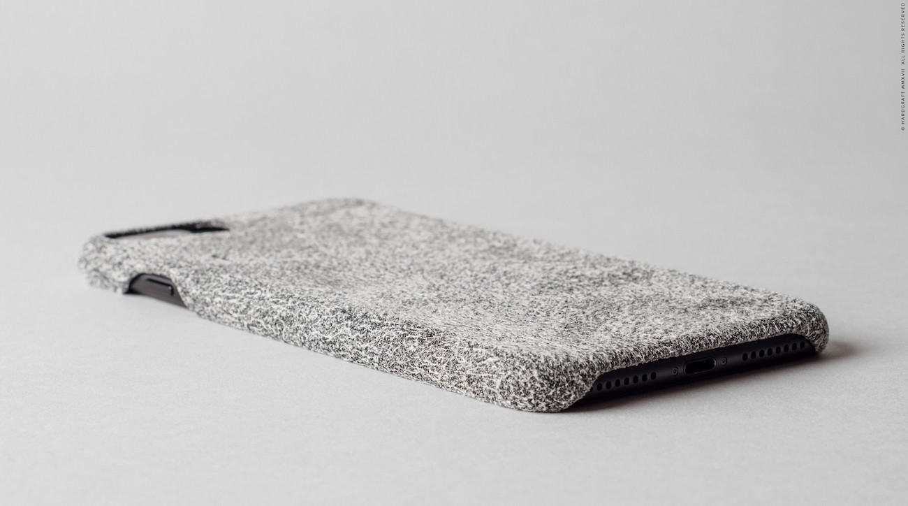 Nap Suede iPhone Case