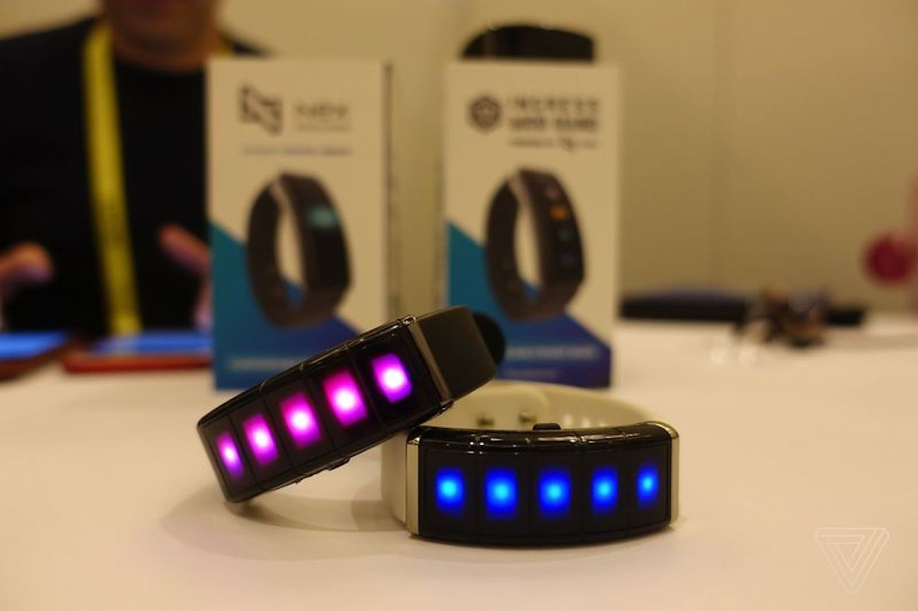 Nex Evolution Smart Wristband