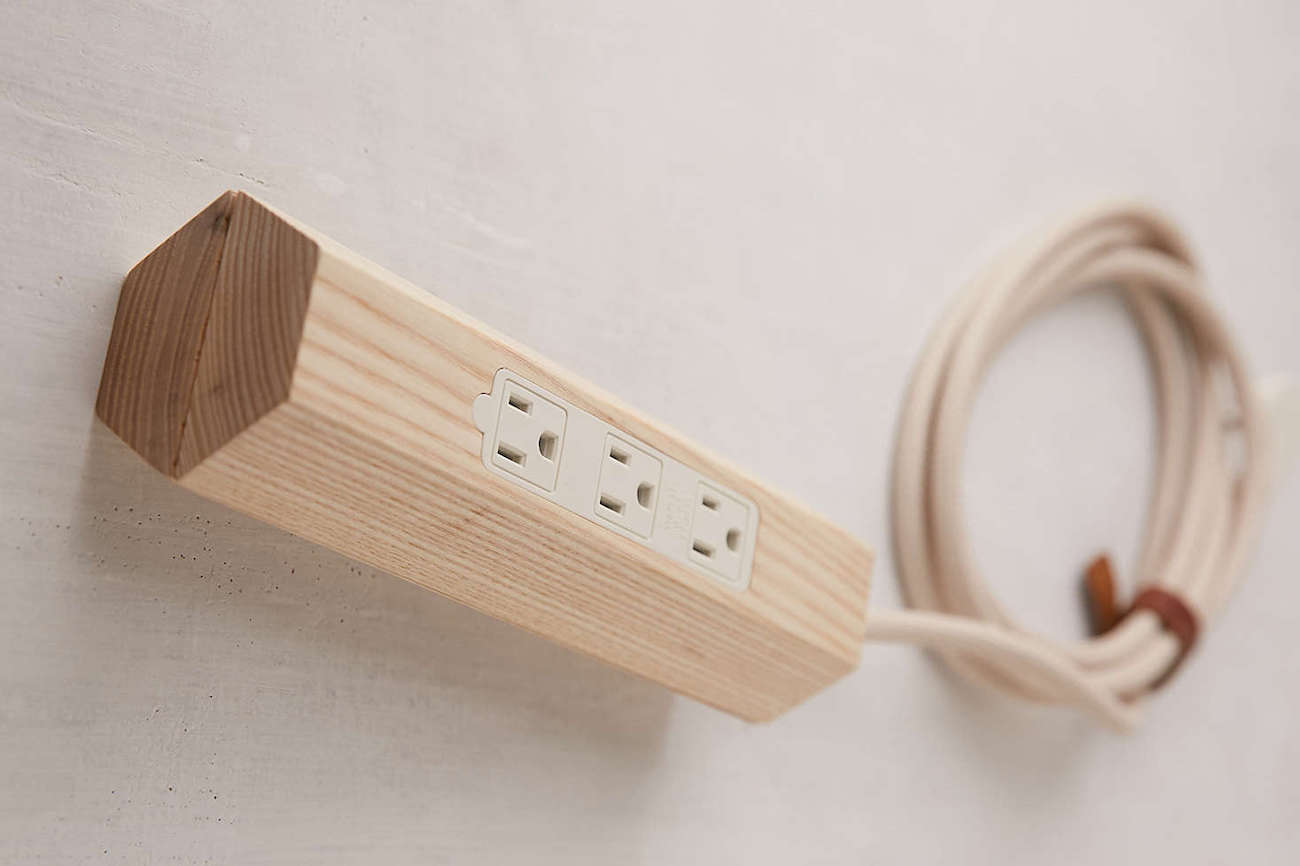 Niko Wood Power Pendant