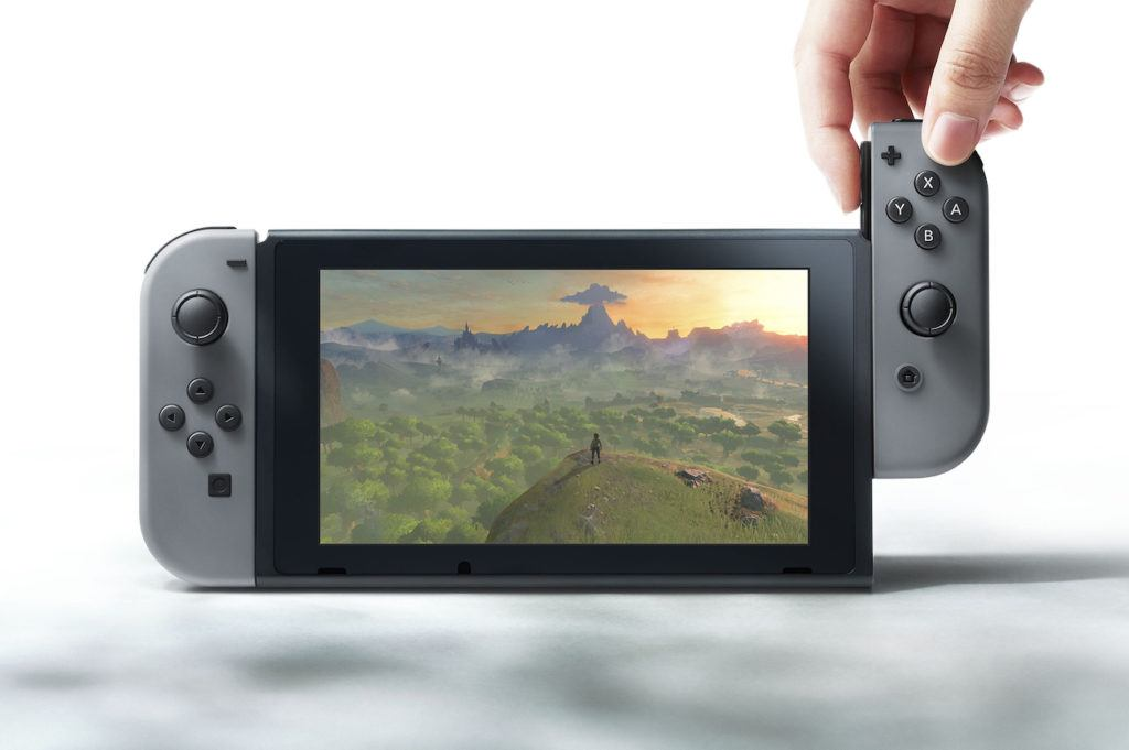 Nintendo+Switch+Gaming+Console