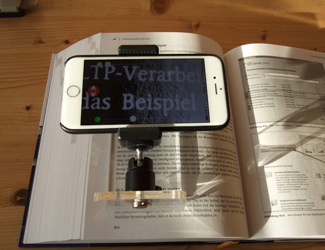 OLHO SmartReader Reading Aid