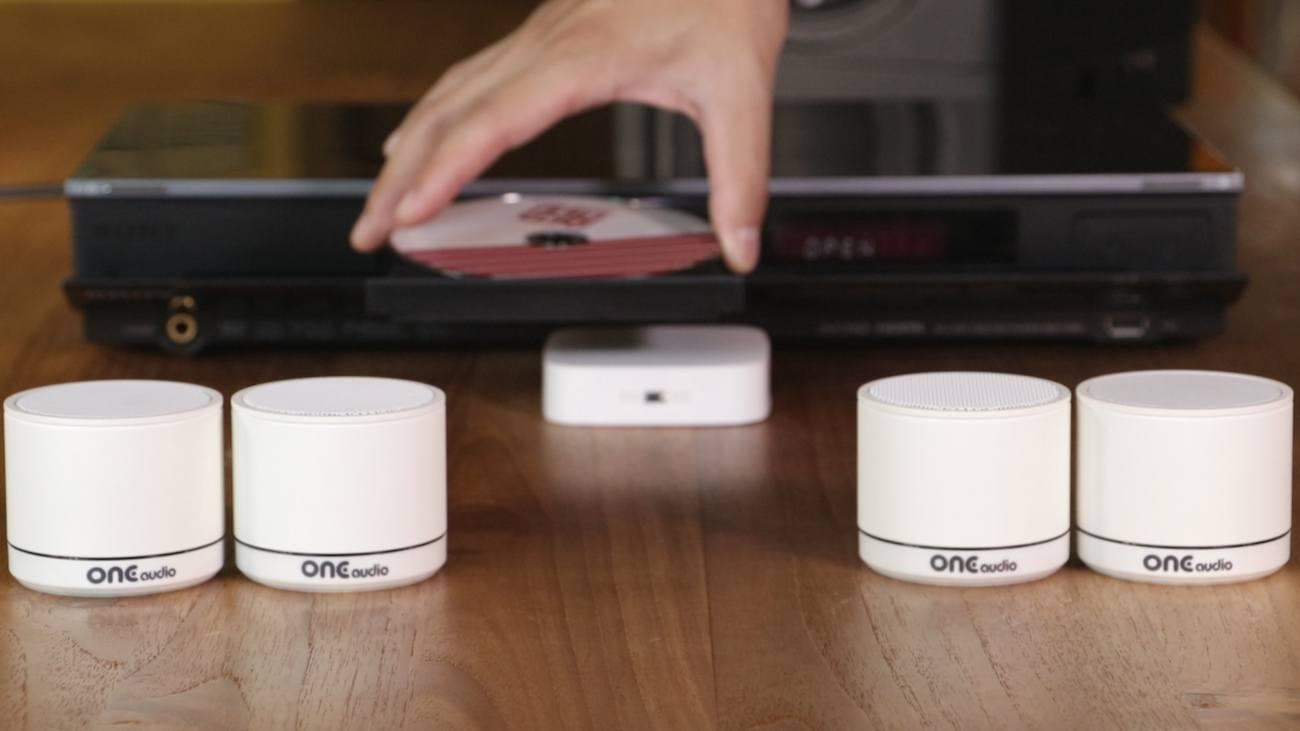 ONEmicro 5.1 Wireless Surround Sound System