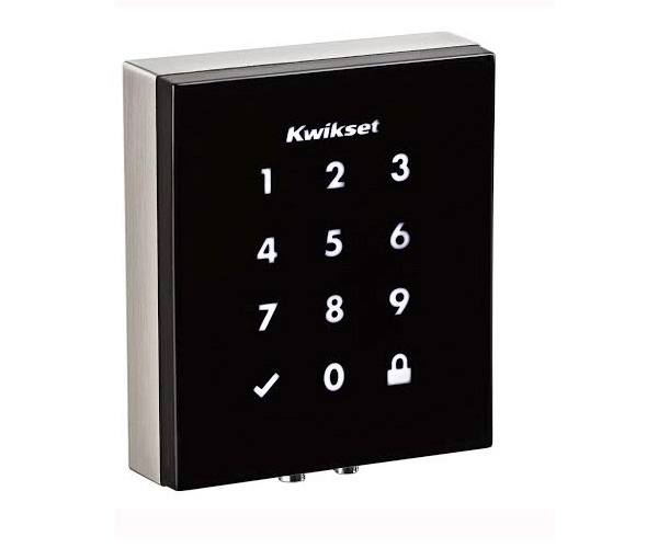 Obsidian Smart Lock by Kwikset