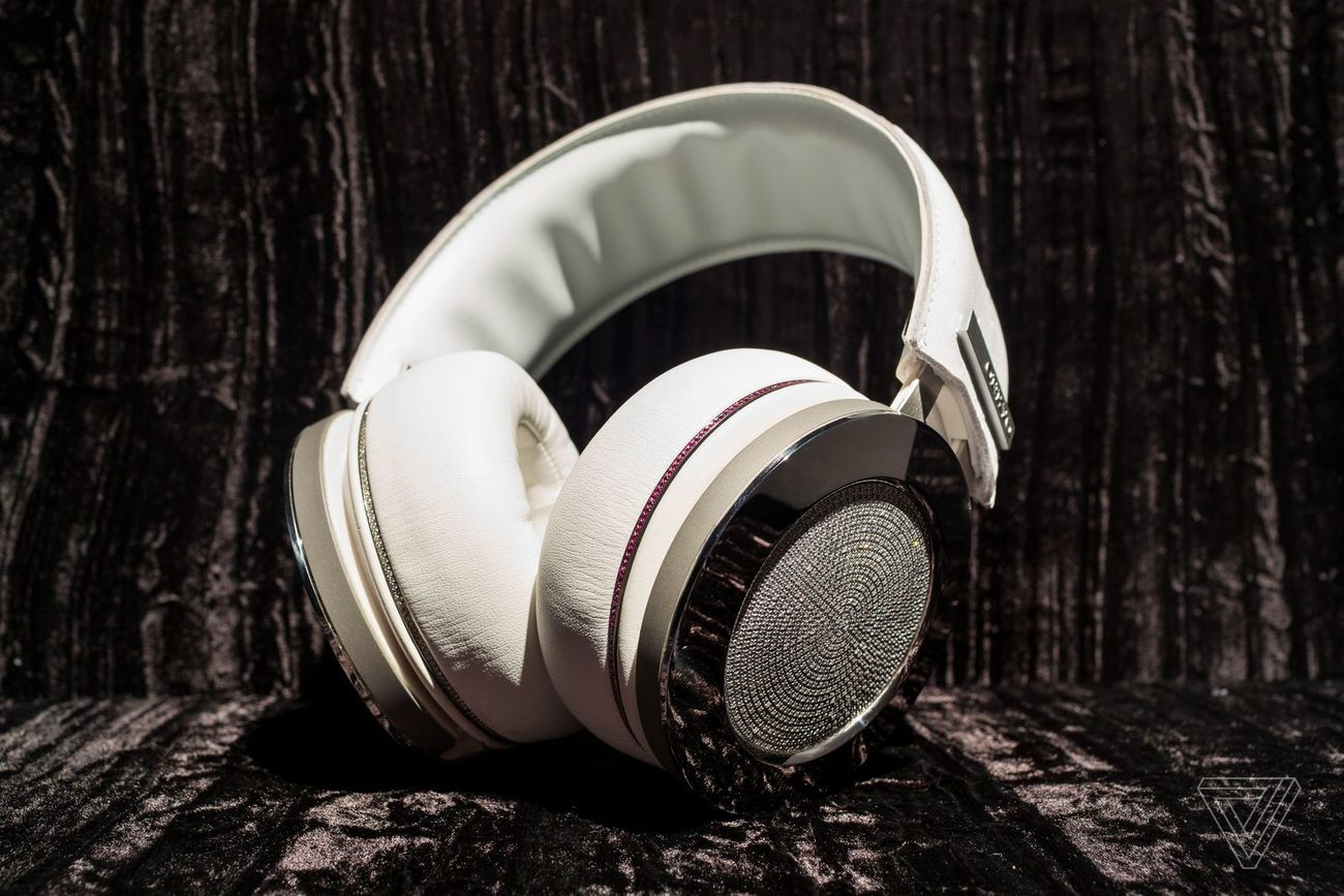 Onkyo Diamond Headphones