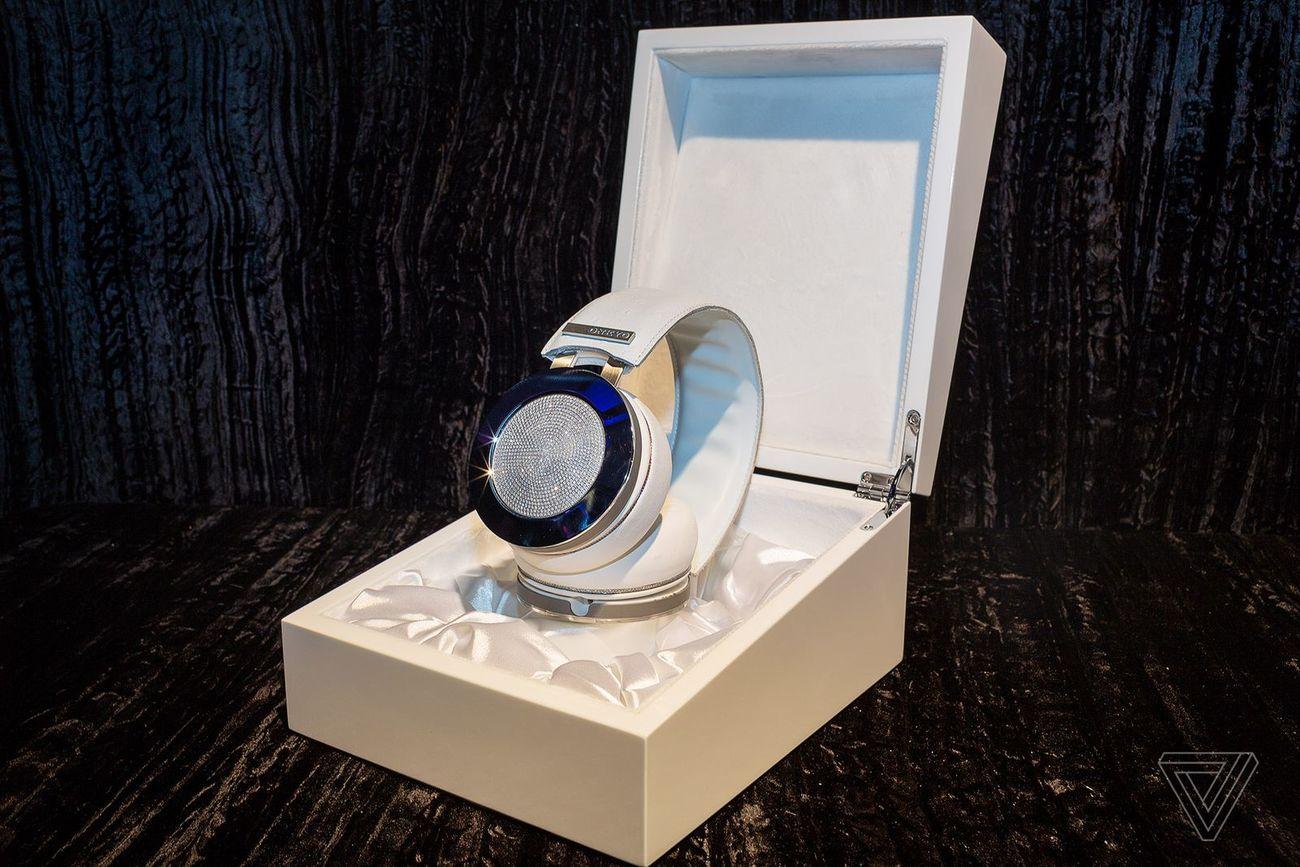 Onkyo Diamond Headphones