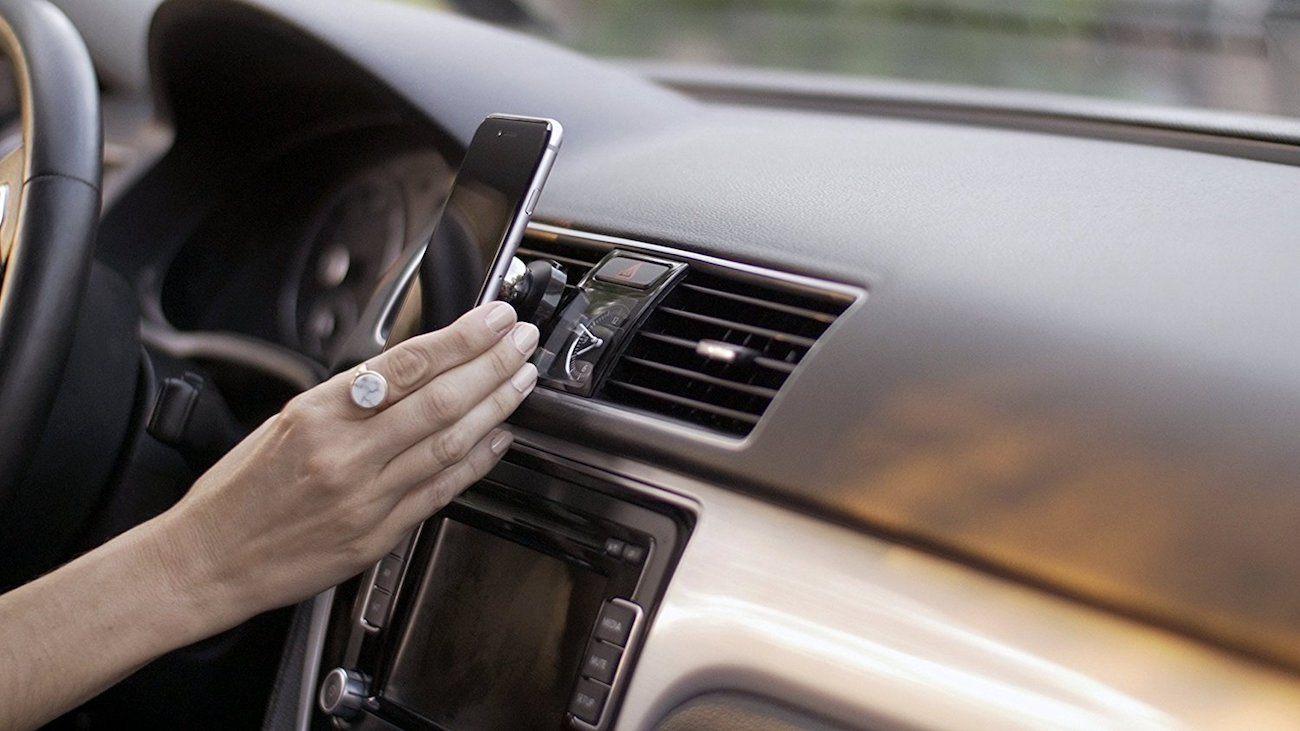Magnetic+Car+Phone+Mount
