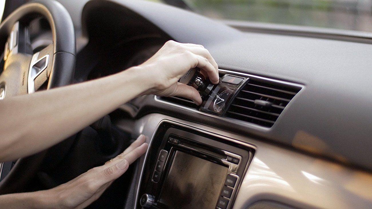 Pearl Magnetic Car Phone Mount