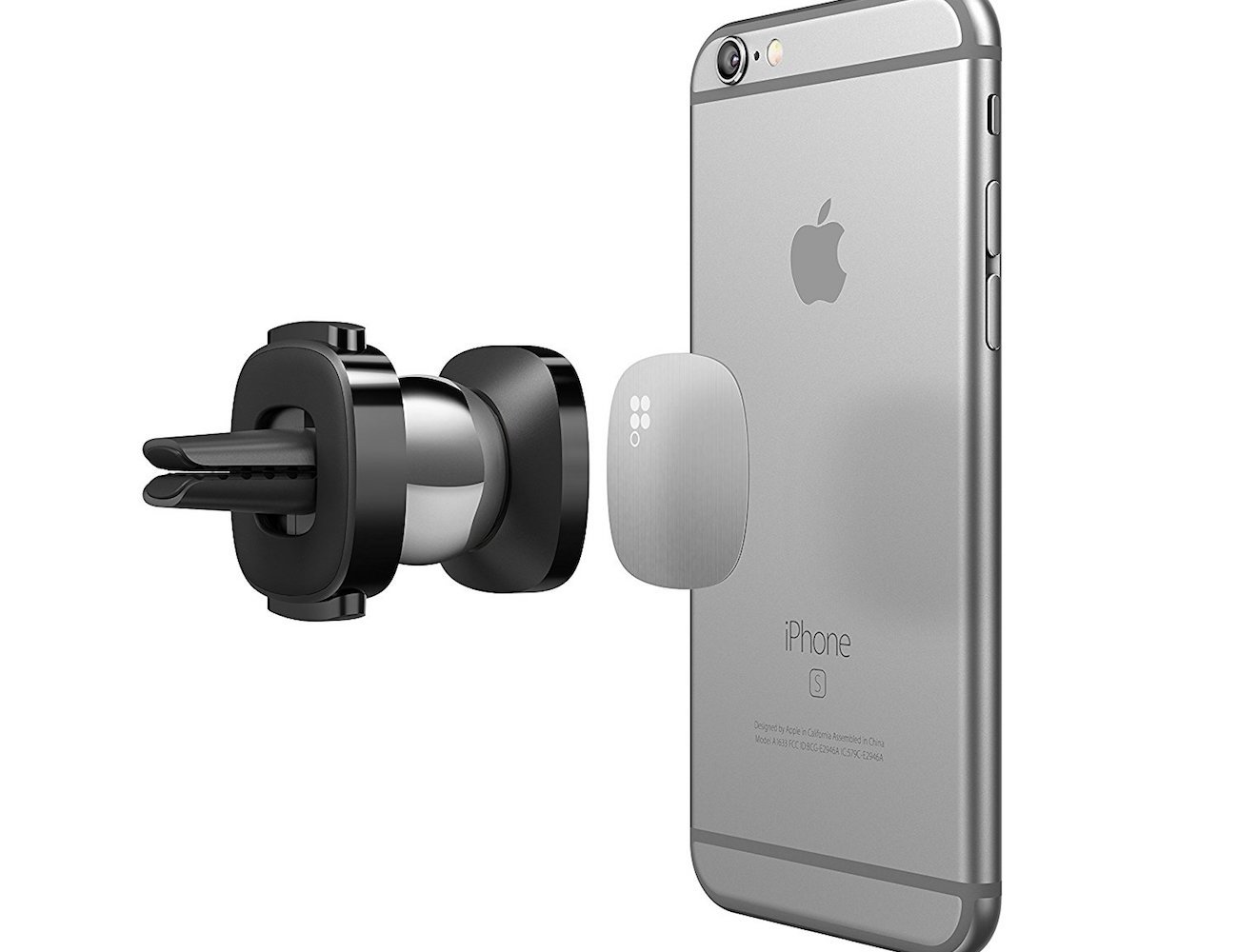 Pearl Magnetic Car Phone Mount
