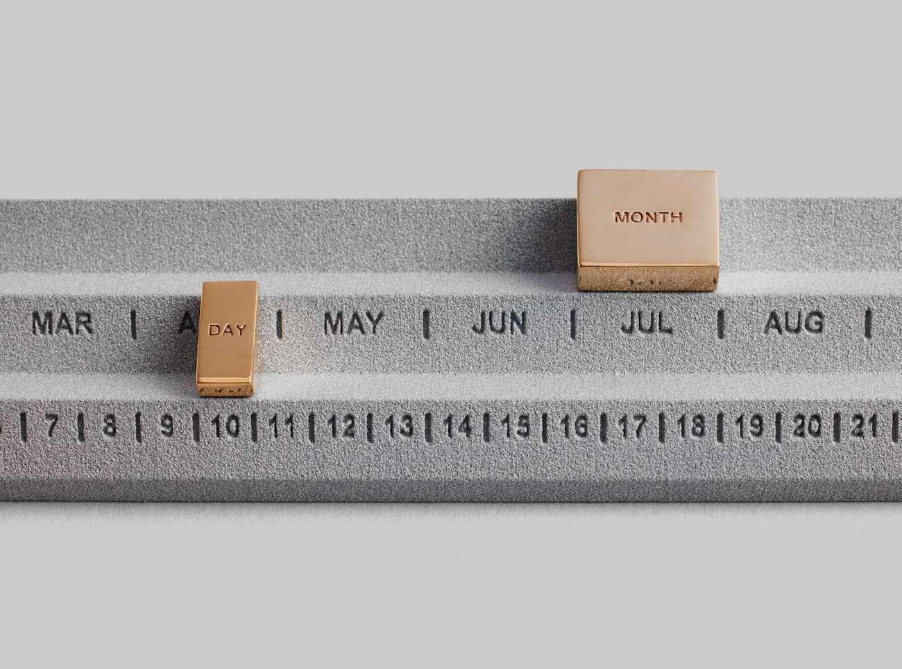Perpetuum Endless Calendar