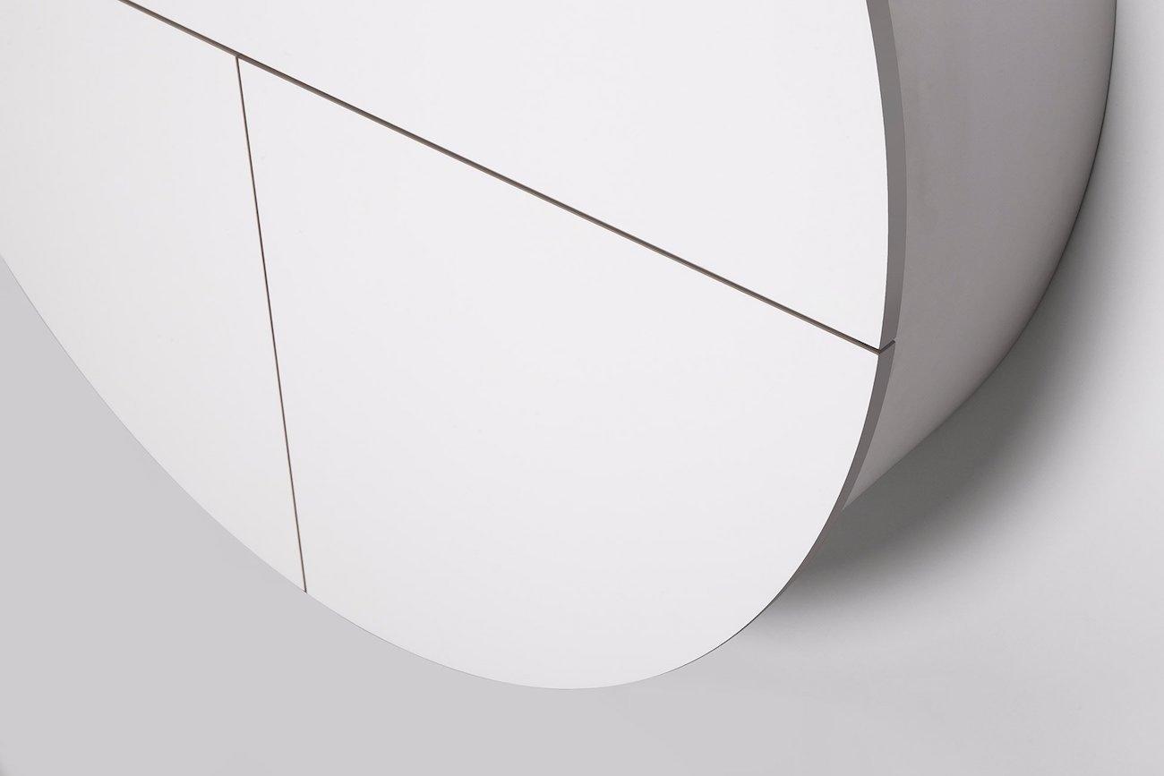Pill Wall Mounted Desk