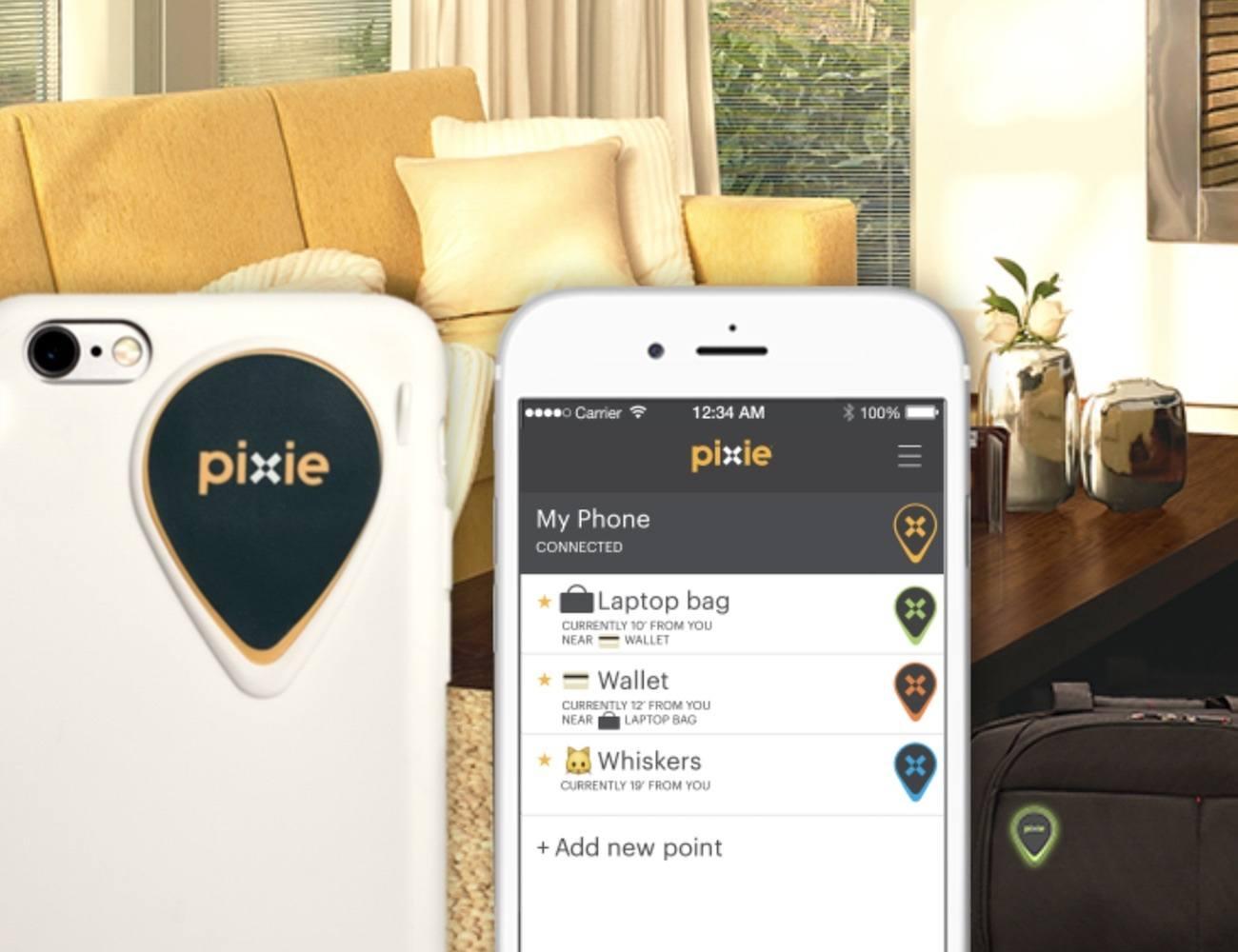 Pixie Bluetooth Tracker