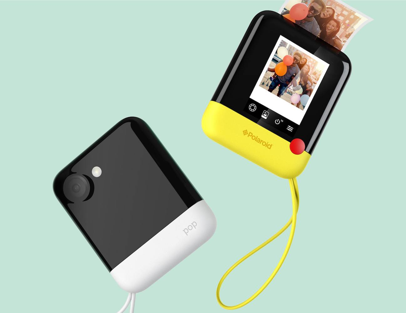 Polaroid Pop Instant Camera