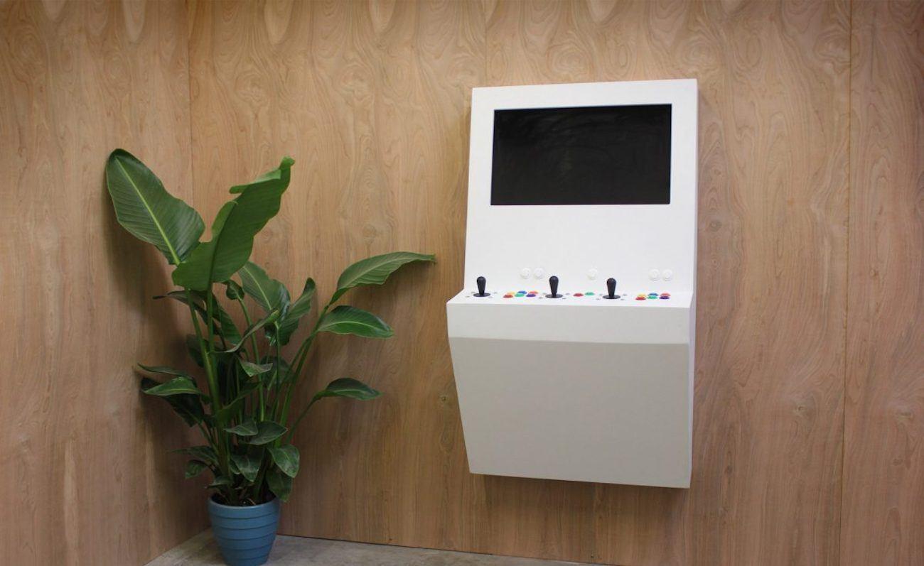 Polycade Arcade Interface