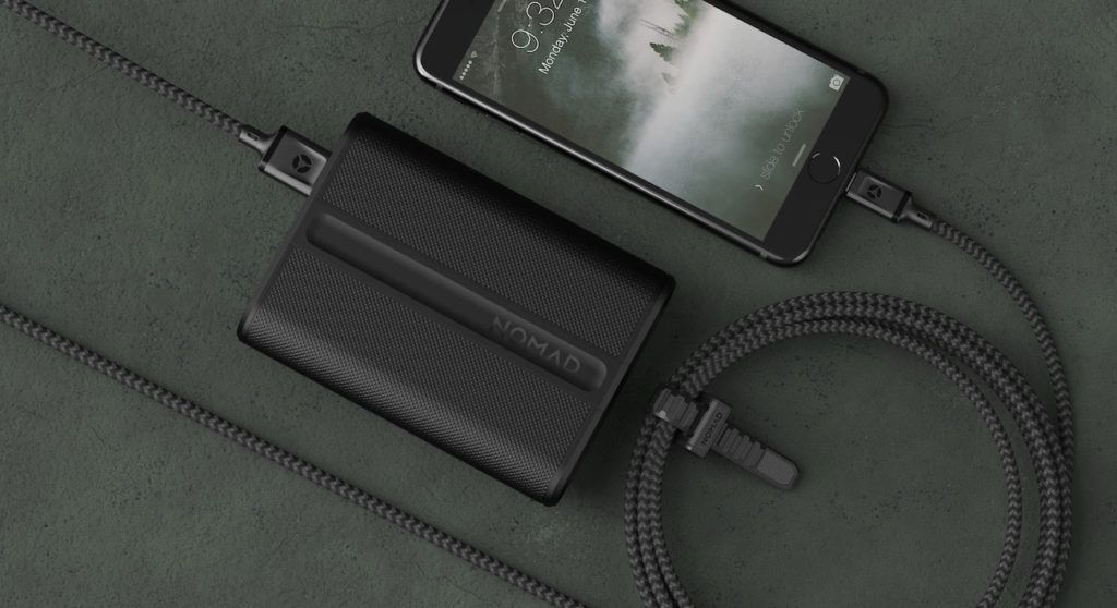 Trackable Power Bank