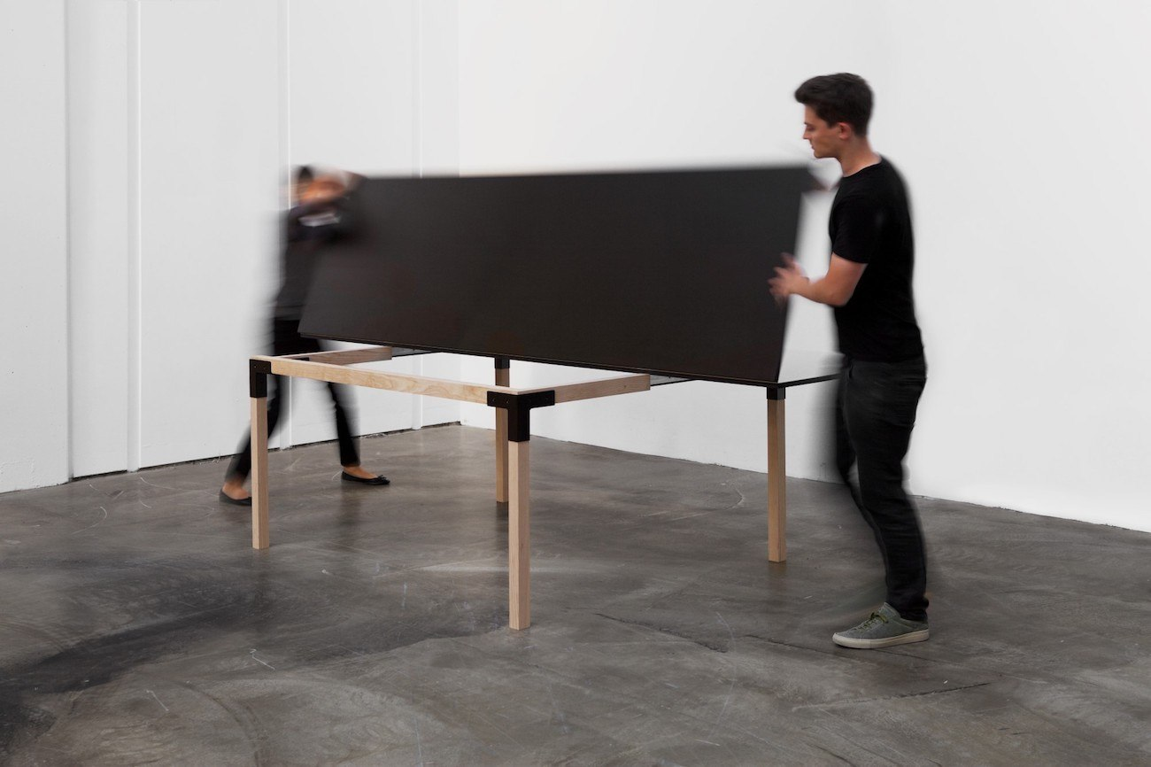 Pull-Pong Ping Pong Dining Table